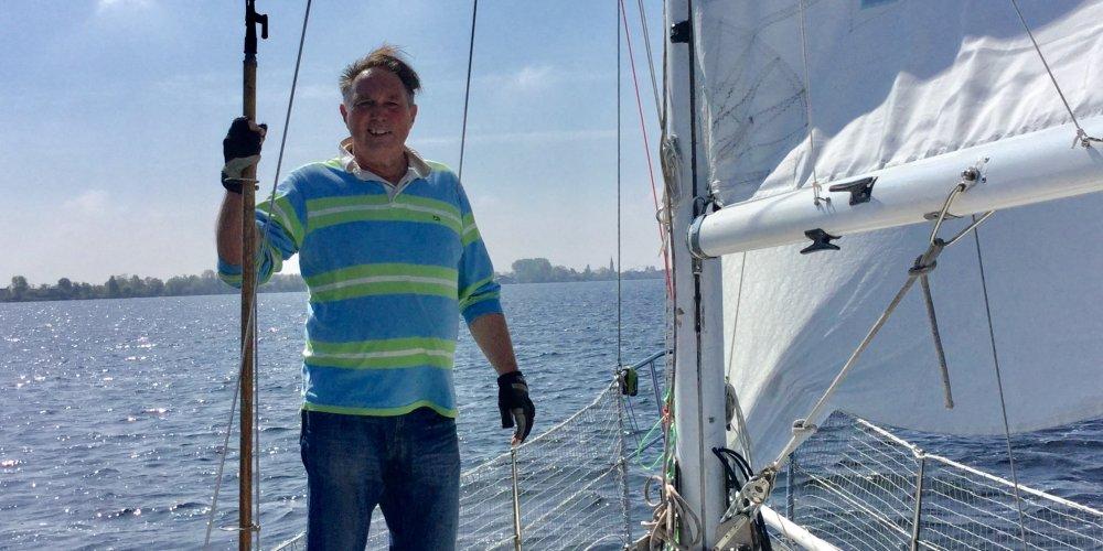 Dick van der Meyden, facilitair manager/vastgoed Marente