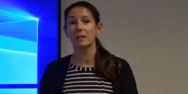 Janine Rost, opleidingscoach