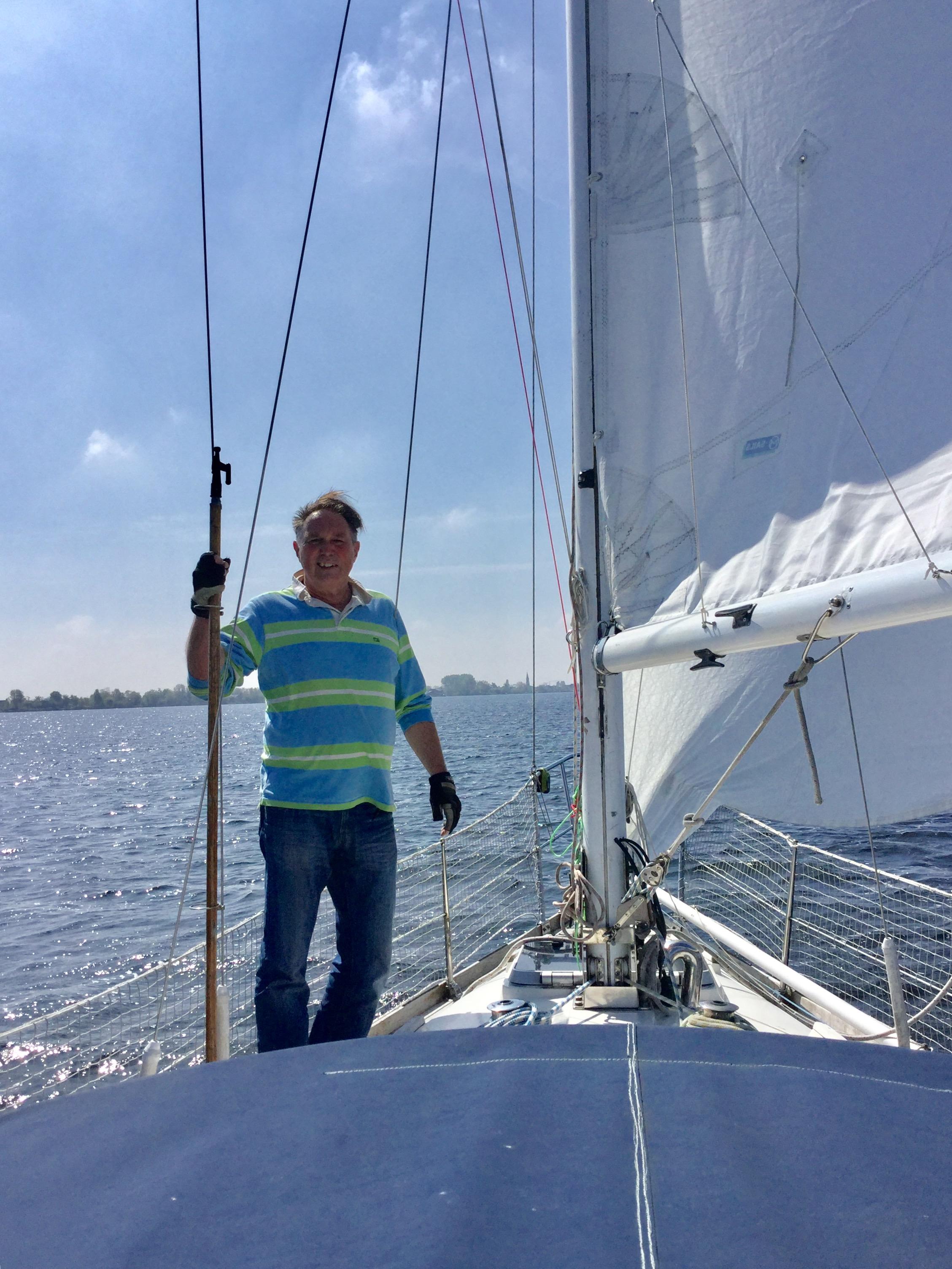 Dick van der Meyden, facilitair manager vastgoed